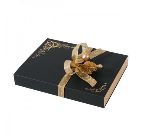 Pack de 12 boîtes Classique Noël 400g - format 215x160x30