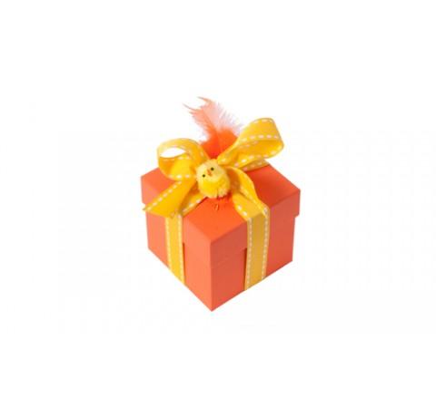 Pack de 12 boîtes C² 500g - collection Pâques - format 100x100x100/34