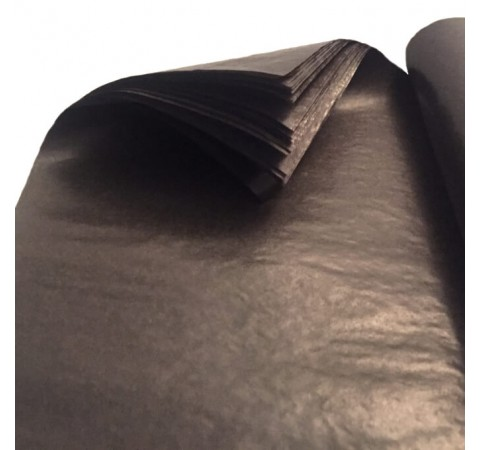 Rame de papier Cristal brun