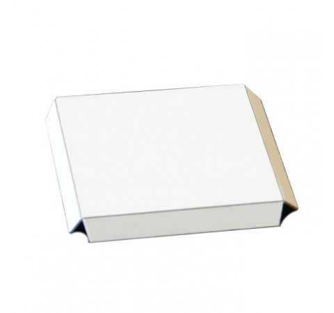 Pack de 12 cales de rehausse 100x100x10 mm