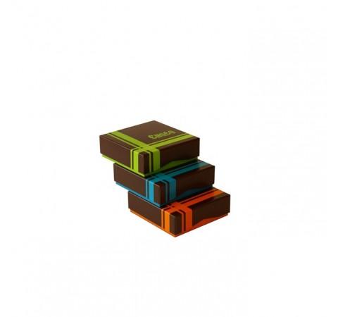 Pack de 12 boîtes Choco T1 - 150g - format 95x95x30/25 - - - - - - - - - PRIX UNITAIRE : 0.79 €
